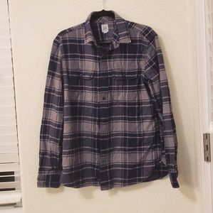 Flannel Gap shirt